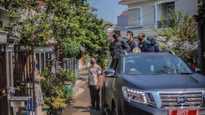 Sebanyak 90 warga dari 96 pasien terkonfirmasi positif Covid-19 di Perumahan Griya Melati, telah dinyatakan sembuh dan sudah kembali ke rumah masing-masing.