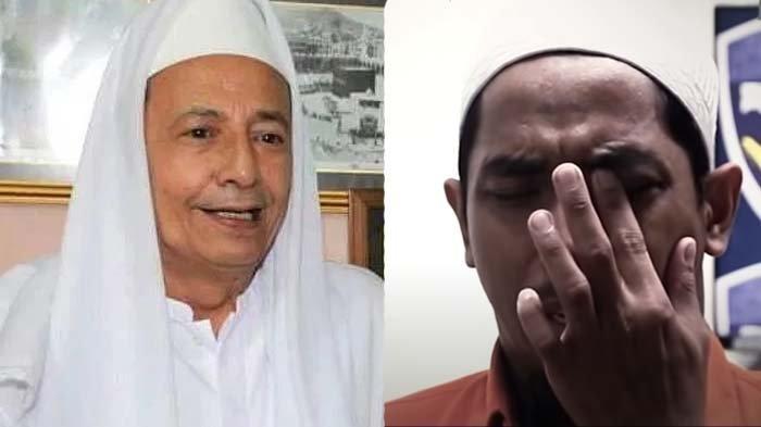 Sebelum Wafat, Maaher At-Thuwailibi Nangis Minta Maaf ke Sosok Ini : Saya Ingin Cium Tangan Beliau