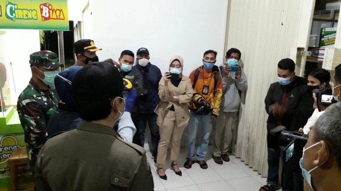 Disidak Bupati, Minimarket di Sentul Bogor Mendadak Sibuk Buru-Buru Tutup Toko