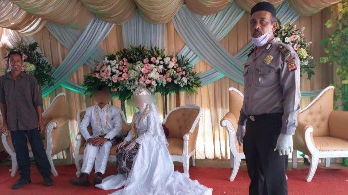 Cegah Corona, Pesta Resepsi Pernikahan di Babakan Madang Dibubarkan Polisi