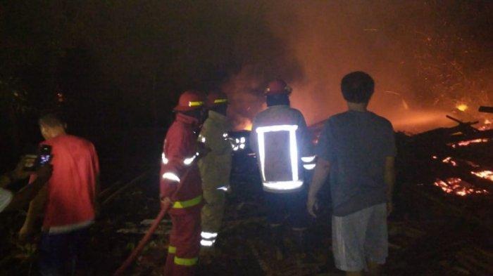 Kebakaran di Klapanunggal Melanda Sebuah Rumah, Tak Ada Korban Jiwa