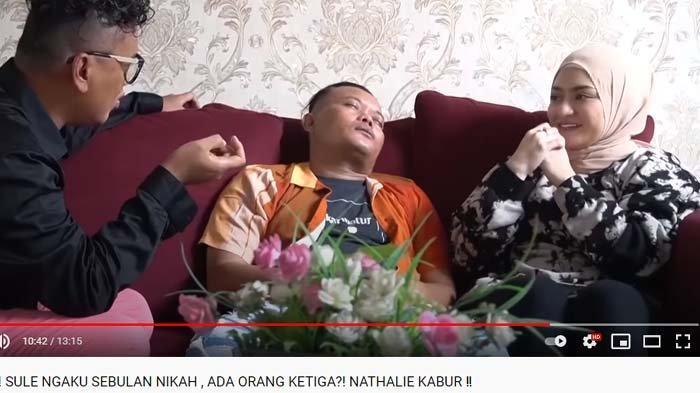 Sebulan Nikah Diganggu Orang Ketiga, Sule Cekcok dengan Nathalie Holscher: Gw Diusir Tidur di Lemari