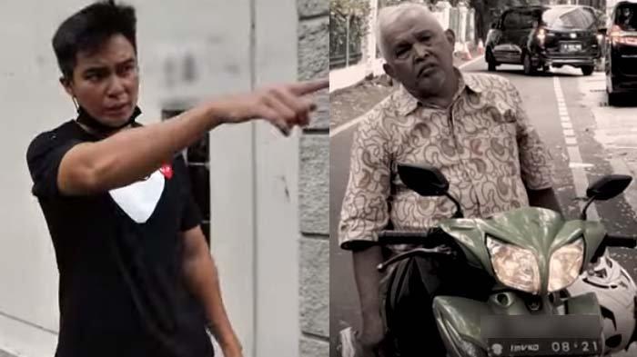 Dituduh Mengemis, Kakek Ini Kena Semprot  Baim Wong, Uncle Teebob Iba Turun Tangan Galang Donasi