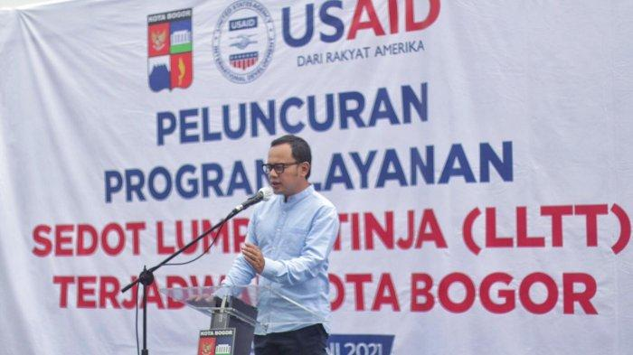 Kota Bogor Kembangkan Sistem Pengelolaan Air Limbah Domestik Terpusat, Siapkan 600 Sambungan Rumah