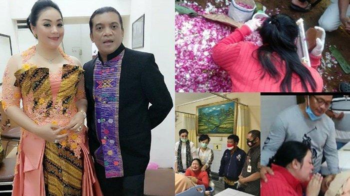 Sehari Ditinggal Didi Kempot, Yan Vellia Nangis Curhat Kenangan Bareng Suami: Kenapa Secepat Ini?