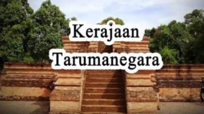 Kunci Jawaban untuk Soal Kelas 4-6 SD Tentang Kerajaan Tarumanegara, Belajar dari Rumah TVRI
