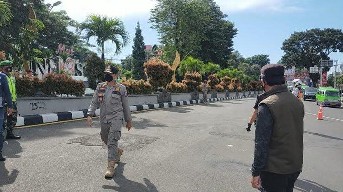 Sejumlah Pelanggar Ganjil Genap di Kota Bogor Kena Sanksi PPKM
