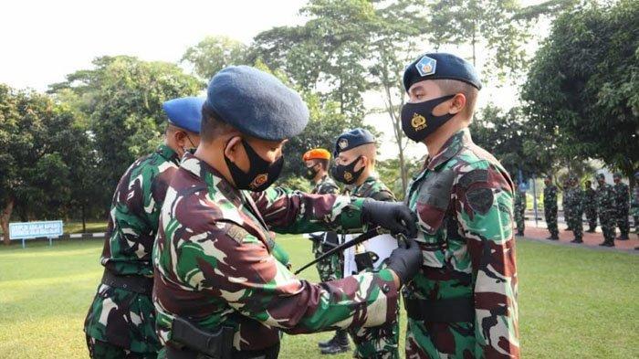 Sejumlah Perwira TNI AU Jalani Proses Rangkain Pendidikan Sebagi Refleksi Pengembangan Kualitas SDM