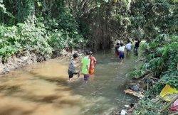 Balita yang Tenggelam di Kali Baru Bojonggede Belum Ditemukan, Tim SAR Masih Lakukan Pencarian
