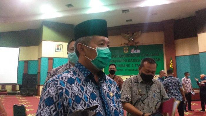 Calon Kepala Desa Harus 5 orang, Ini Penjelasan Sekda Kabupaten Bogor