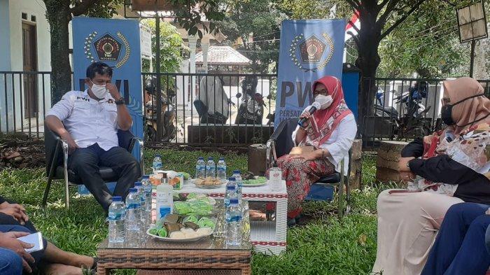 Sekda Kota Bogor : Media Bisa Jadi Corong Masyarakat Sampaikan Aspirasi