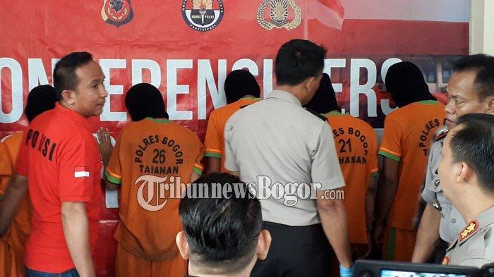 BREAKING NEWS - Oknum Sekdes di Lebak Banten Ditangkap, Terlibat Perampokan di Bogor
