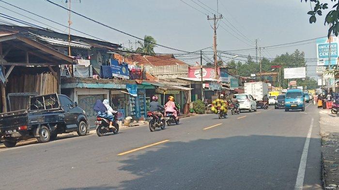 Kondisi Lalu Lintas di Jalan Raya Puncak Pagi Ini Lancar Tanpa Hambatan