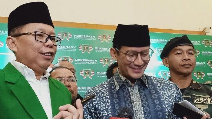 Asrul Sani Sebut PPP akan Berkoalisi dengan Gerindra saat Pilkada di Jawa Barat