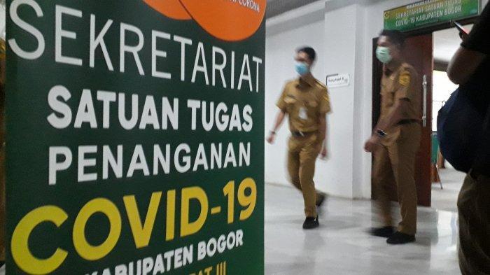 PSBB Pra AKB Kabupaten Bogor Ke-6 Segera Berakhir, Bakal Masuk ke Perpanjangan ke-7