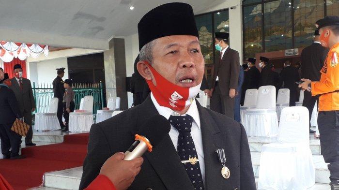 Sekda Kabupaten Bogor Burhanudin Dapat Penghargaan dari Presiden RI di Momen HUT ke-75 RI