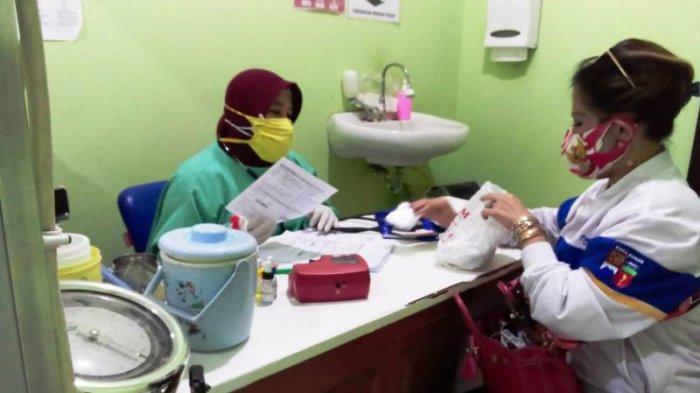 Bantu Cukupi Stok Darah di Kota Bogor, Partai Nasdem Gelar Donor