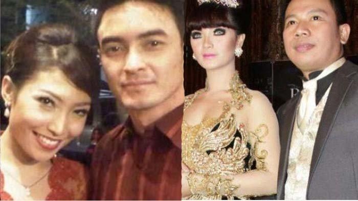 Selain Ayu Dewi, 6 Artis Ini Gagal Menikah di Tengah Jalan, Meski Sudah Tunangan
