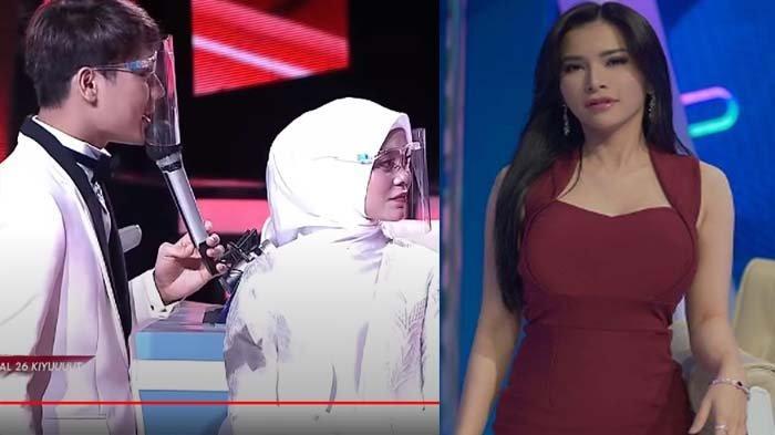Selain nikah di GBK, Lesty ingin bulan madu ke negara ini, sindiran Maria Vania buat Rizky Billar murka