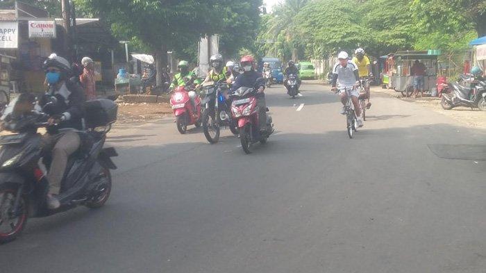 Arus Lalu Lintas di Jalan Pemuda Bogor saat Ini Ramai Lancar