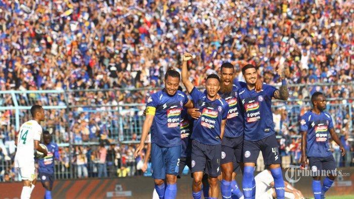 Ini Dua Nama Pemain Persikabo Bogor yang Dikabarkan Merapat ke Arema FC