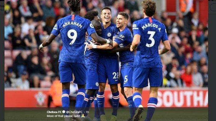 Nonton Live Streaming TV Online Brighton vs Chelsea - Ajang Unjuk Gigi Bagi Rekrutan Baru The Blues