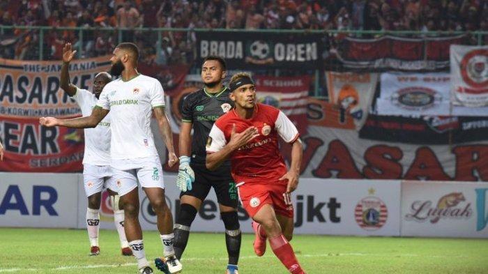 Soal Nasibnya di Persija Jakarta, Begini Curhatan Bruno Matos
