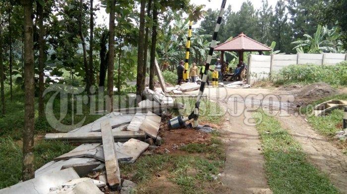 Dituding Patok Lahan Peternakan Warga, Sentul City Bogor Klaim Punya Sertifikat