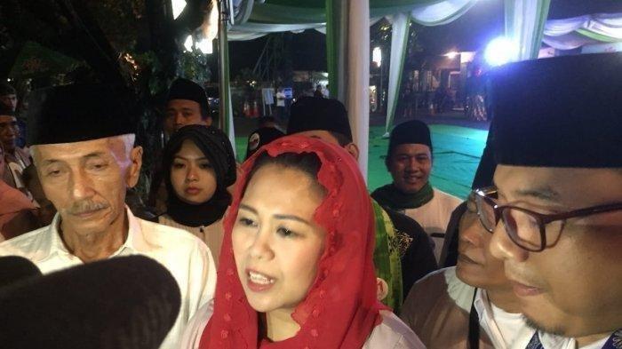 Yenny Wahid Bersama Ratusan Seniman Betawi Deklarasi Dukungan untuk Jokowi - Maruf Amin