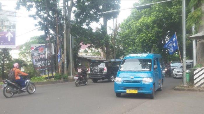 Lalu Lintas di Simpang RSUD Kota Bogor Pagi Ini Terpantau Lancar
