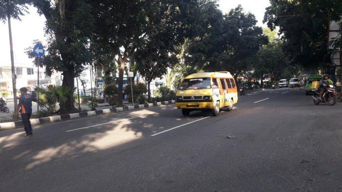 Info Lalu Lintas - Jalan Raya Pajajaran Terpantau Lancar Saat Ini