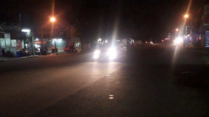 INFO Lalu Lintas - Jalan Raya Sukahati Cibinong Malam Ini Lancar