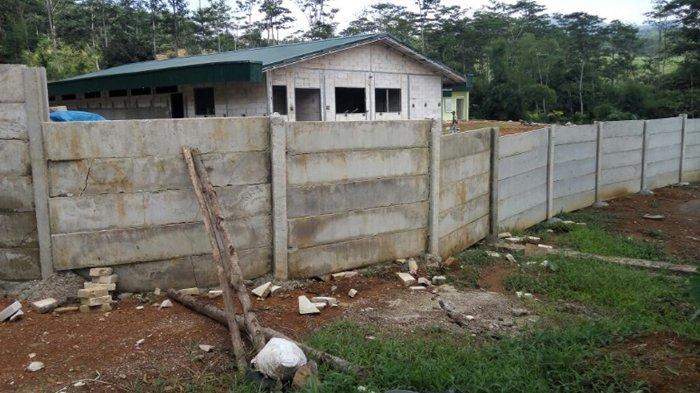 Sentul City Diduga Bangun Pagar Beton, Pusat Pelatihan Peternakan Gartis Kini Sulit Diakses