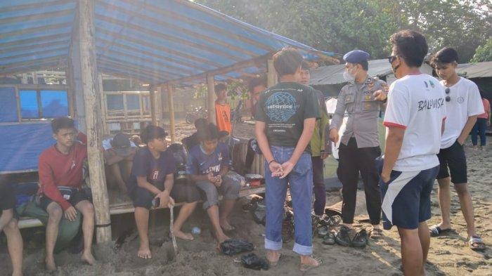 Pelajar Asal Dramaga Bogor Hilang Terseret Ombak di Pantai Palabuhanratu Sukabumi
