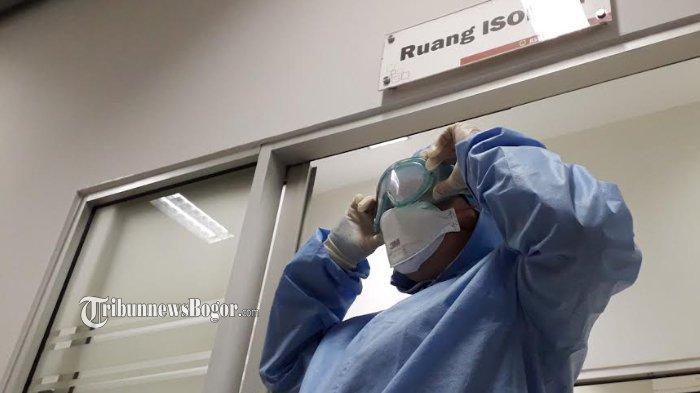 Cerita Dokter di Bogor yang Tangani Pasien Covid-19: Kasusnya Tidak Dapat Diprediksi