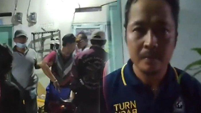 Pria di Ciputat Ancam Kurir COD Pakai Pedang, Ngotot Saat Disatroni : Saya Belanja Online Ratusan