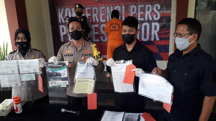 Tipu Konsumen, Direktur Developer Perumahan di Cibinong Bogor Ditangkap Polisi