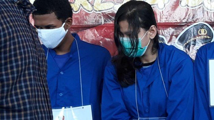 Gadis Muda di Bogor Jadi Joki Begal, Bawa Kabur Motor Usai Sabet Korban Pakai Celurit