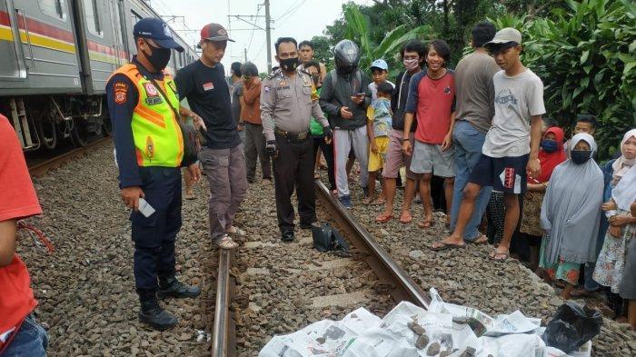 Seorang Wanita Tewas Tertabrak Kereta di Kebon Pedes Bogor, Ini Identitasnya