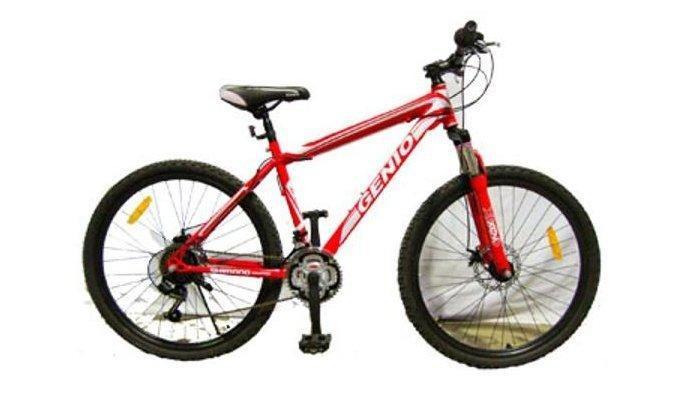Kumpulan Sepeda Gunung United, Polygon hingga Genio Harga Rp 2 jutaan