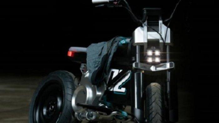 Ini Tampang Motor Listrik Rancangan BMW Motorrad, Desainnya Futuristik