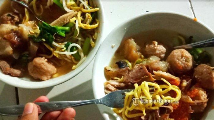 Kulineran Enak Dekat Stasiun Bogor, Mie Kocok hingga Soto Mie Cocok Jadi Menu Makan Siang