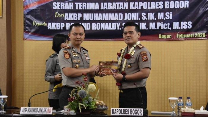 Kenalkan Kapolres Bogor yang Baru AKBP Roland Ronaldy, Sempat Kaget saat Tahu Luas Wilayah Bogor