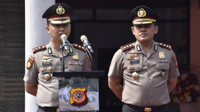 Sederet Kasus yang Ditangani AKBP Muhammad Joni saat Jabat Kapolres Bogor hingga Akhirnya Terungkap