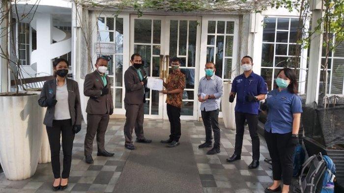 Terapkan Protokol Kesehatan Ketat, THE 1O1 Bogor Suryakancana Dapat sertifikat CHSE Kemenparekraf