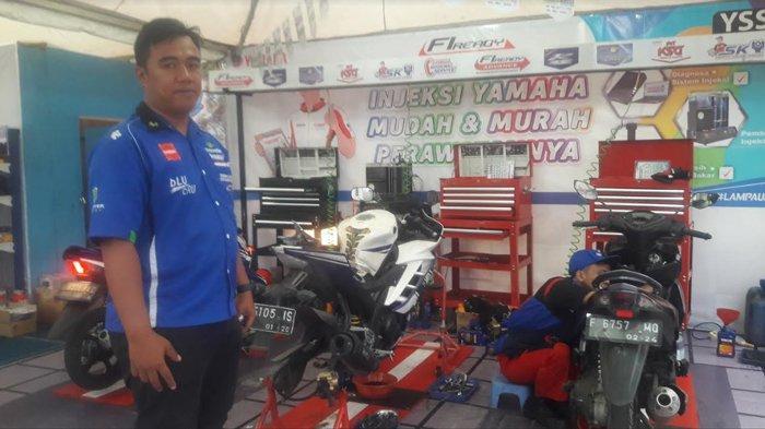 Manjakan Pemudik, Yamaha Indonesia Berikan Service Kendaraan Gratis