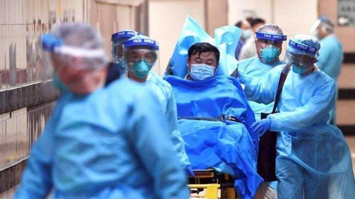 Banyak Dokter dan Perawat Meninggal saat Tangani Pasien Corona, Tim Medis di Italia Trauma
