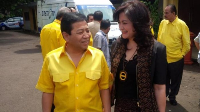 Sama-sama Beralasan Sakit Ketika Dipanggil KPK, Begini 8 Gaya Cetar Istri Setya Novanto