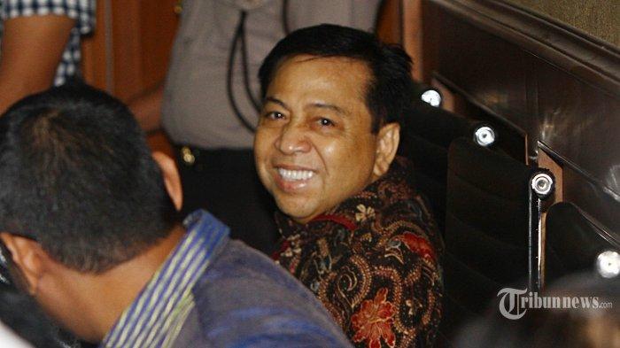 Setya Novanto Sebut Puan Maharani dan Pramono Anung Terima 500.000 Dollar