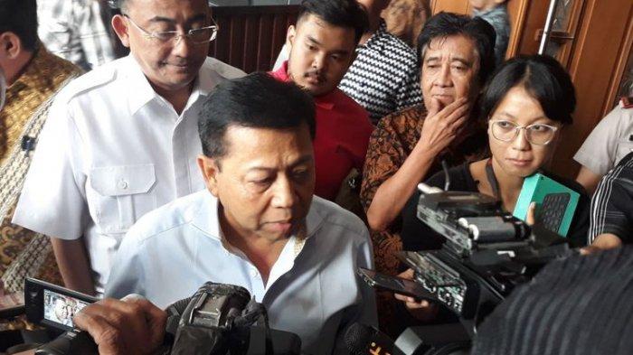 Ditanya Soal Setya Novanto Pindah Lagi ke Lapas Sukamiskin, Kepala Rutan Gunungsindur Tertawa